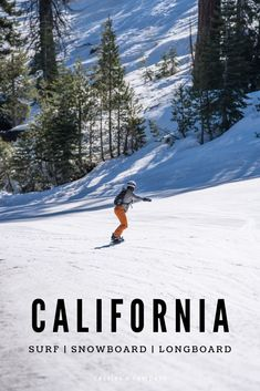 From the mountains to the sand, California is one of the few places in the world where you can snowboard surf and skate all in the same day. Here is how to complete the California Trifecta. California   California Combo   snowboarding   surfing   longboarding   California Challenge Travel Ideas, Travel Inspiration, West Coast Road Trip, California California, Us Travel Destinations, Pismo Beach, Camping Spots, Longboarding, Pacific Coast