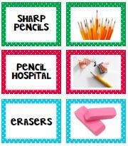 Pencil management