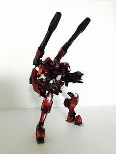 Gundam Flauros, Meat