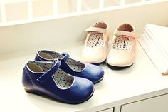 Amber Ecolede Shoes (2C)