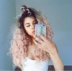 20 cabelos cor-de-rosa que vão te convencer a tingir a cabeleira - Desfilei!