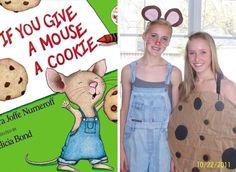 popular children's book character costumes | Children's Book Characters as Halloween Costumes (22 pics)