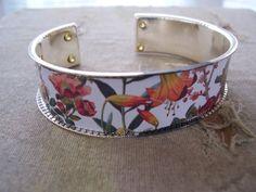 Recycled tin cuff bracelet must try! #ecrafty #upcycledbracelets