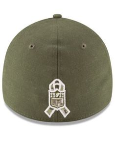 New Era Jacksonville Jaguars Salute To Service 39THIRTY Cap - Green S M Steelers  Salute b734a4a10