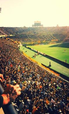 30 mil personas Peñarol vs Wanderers Sabado 10-9-2016