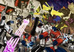 Transformers Double Cover byCC by ~wordmongerer