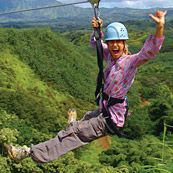 Kauai Zipline Tours, Kauai Activities, Zip Line Discounts, Things to Do in Kauai | Maui Fun Company