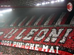 Ac Milan (and Inter), San Siro, Milan, Italy
