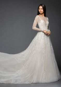 314 Best Lazaro Gowns Images Lazaro Wedding Dress Wedding