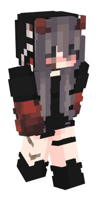 Minecraft Girl Skins - Explore the best and the special ideas about Minecraft Skins Tumblr Minecraft Skins, Minecraft Skins Black, Minecraft Skins Kawaii, Minecraft Skins Female, Minecraft Skins Aesthetic, Minecraft Skins For Girls, Minecraft Drawings, Cool Minecraft Houses, Minecraft Designs