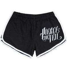 Officially licensed merch from Emmure Logo Booty Shorts available at Rockabilia. Shop now Emmure Logo Booty Shorts Band Outfits, Emo Outfits, Cute Outfits, Band Merch, Band Shirts, Adtr Merch, Girl Running, Running Shorts, Sport Shorts