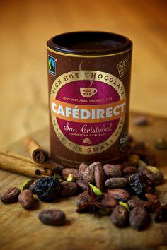 Cafedirect San Cristobal Hot Chocolate - luxurious and velvety