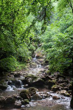 Die Bärenschützklamm ist die bekannteste Klamm in der Steiermark. Tausende Besucher kommen jährlich hierher. Über 164 Brücken und Leitern geht es hinauf, wo eine gemütliche Almhütte wartet. Trekking, River, Outdoor, Natural Wonders, Graz, Road Trip Destinations, Adventure, Hiking, Ladders