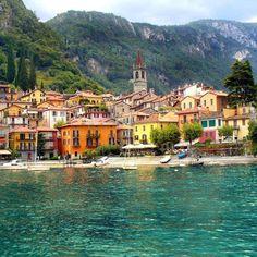 Lac de Côme -Italy