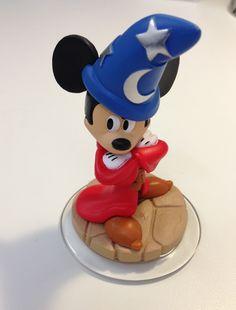 Disney Infinity Sorcerer Mickey Figure!