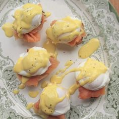 Perfect Hollandaise in a blender recipe