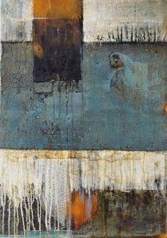 "Saatchi Art Artist Gabriele Middelmann; Painting, ""see you"" #art"