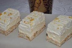 m.bucataras.ro Krispie Treats, Rice Krispies, Vanilla Cake, Bacon, Ice Cream, Cheese, Desserts, Foods, Pies