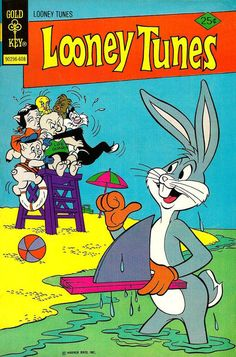 GCD :: Cover :: Looney Tunes #9