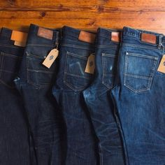 John Graham Mellor- you'll never need another pair of jeans