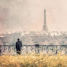 Eiffel Tower, Paris, France      http://frenchseams.com/the-man-of-many-tiny-imaginary-trades/