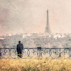 photographie de Paris déco Tour Eiffel Paris par PhotographyDream