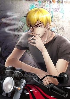 GTO Great Teacher Onizuka by Tenryuushi.deviantart.com on @DeviantArt