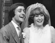 The 6th Duke of Westminster and his Duchess Natasha 1978