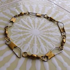 Fishers of Men Bracelet Gold -- Why didn't I think of doing this myself?
