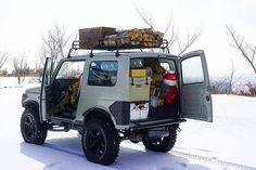 … 無事キャンプイン出来ました❄️ … テンション⤴️ … #camp#outdoors #outingstylejp#jimny #snowcamp  #キャンプ#雪中キャンプ  #ジムニー#積載#ゴンドーシャロレー
