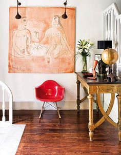 {Simply Seductive : a lifestyle & fashion blog}: Decor Inspiration: {A Modern Spanish Home}