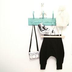 Black harem pants Size 74-104  www.kstromblad.se