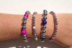 Dotty Silver Bracelets