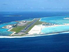 Airports in Maldives, hulhule male airport