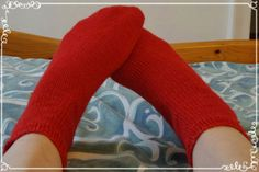 High Socks, Creations, Couture, Fashion, Socks, Tricot, Moda, Thigh High Socks, Fashion Styles