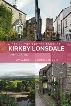 A day in Kirkby Lonsdale - things to do in this pretty market town (Cumbria, UK) | PACK THE SUITCASES