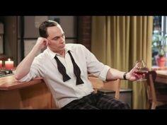 The Big Bang Theory S10E08 ★ Sheldon Trying to Seduce Amy ★ - YouTube