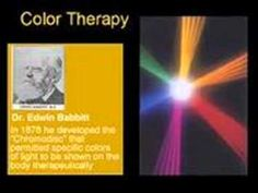 Color Therapy - YouTube