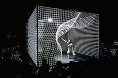Interactive Light Installation at STRP Biennale_3