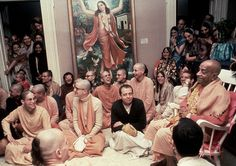 The Devotees of Krishna are always happy because they are not in the bodily concept of life