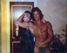Silvester Stallone, Mom