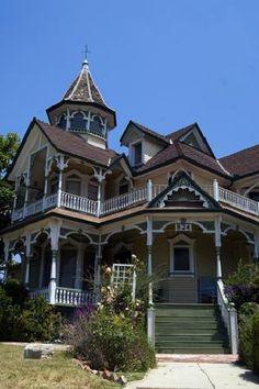 Angelino Heights Historic Area 1300 W. Carroll Avenue, Los Angeles, CA