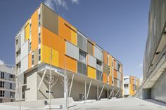 Housing And Urban Development Project in Manresa by PichArchitects http://www.archello.com/en/project/housing-and-urban-development-project-manresa