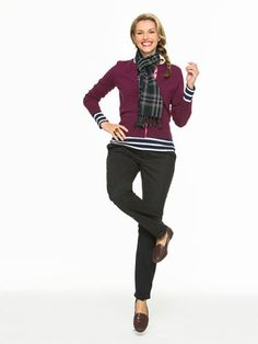Wardrobe Basics for Women - Fall Outfit Ideas - Good Housekeeping