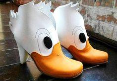 Zapatos + patos = ¡Zapapatos!