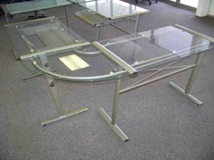 Glass Desk Office Max Home Office Furniture Sets Check more at