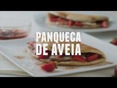 Panqueca de aveia | Dicas de Bem-Estar - Lucilia Diniz - YouTube