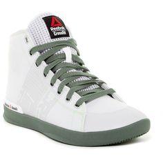 reebok crossfit shoes high top. reebok crossfit lite training sneaker (3,365 inr) ❤ liked on polyvore featuring shoes, · crossfithigh top shoes high o