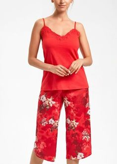 Talia Kapri Takımı - KIRMIZI Bloom Coffee, Dark Flowers, Mavis, Jumpsuit, Model, Dresses, Fashion, Overalls, Vestidos