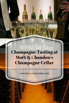 If you are planning to spend a couple of days in Paris and want to do a day trip to a nearby city, we know exactly where you should go; The Moët & Chandon's/Dom Pérignon's legendary champagne cellar in Champagne. This renowned champagne house offers guided tours, where insights in champagne production is combined with a history lesson of the high-class champagne brand. Spoiler alert: The best comes last. Because when the guided tour is coming to an end, a magnificent champagne tasting…